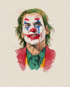Joker art collection to put a smile on your face - The DesignestYou can find The joker and more on our website.Joker art collection to put a smile on your face - The De. Joker Poster, Joker Iphone Wallpaper, Joker Wallpapers, Wallpaper Wallpapers, Iphone Wallpapers, Der Joker, Joker And Harley Quinn, Joker Heath, Joker Batman