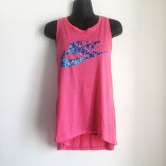 Details about the limited geo print shirt dress popover style w nike womens tropical print athletic tank top racerback pink logo size large nwt ebay gumiabroncs Choice Image