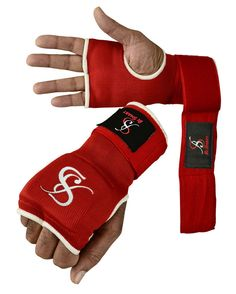 Authentic Be Smart Inner Hand Wraps Gloves Boxing Gel Padded Bandages MMA Medium