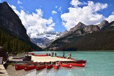 Lake Louise, Alberta, Canada