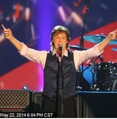 """Latest News:  McCartney Hospitalized, Cancels Concerts.  Paul McCartney is recovering from a virus and has canceled a leg of his tour that included Japan and what would've been his first concert in South Korea. Multiple reports say McCartney, 71, was sent to the hospital because of an infection that worsened. McCartney's website says he'll make a full recovery after a """"few days rest.""""  Get all the latest news on your favorite celebs at www.CelebrityDazzle.com!"""
