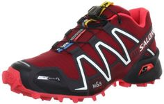 Salomon Women's Speedcross 3 CS Trail Running Shoe Salomon. $144.95. Textile. Rubber sole