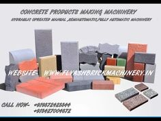 rubber moulds for precast interlock paver & tiles Engineers, Concrete, Tiles, Yard, Room Tiles, Patio, Tile, Courtyards, Garden