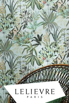 Scalesia Zone, illustrated by Eleanor Taylor Ikea Deco, China Art, Pattern Wallpaper, Pattern Art, Amazing Gardens, Creative, Illustration Art, Tropical, House Design