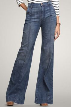 70 s Wide-leg trouser jeans from The Gap. Out of stock. I NEED e0543acf68911