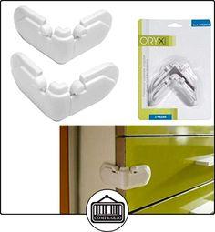ORYX Protector Oryx Cajones Angular - 2 piezas  ✿ Seguridad para tu bebé - (Protege a tus hijos) ✿ ▬► Ver oferta: http://comprar.io/goto/B00MDJZ024