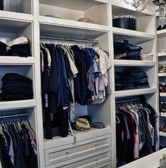 43 Organized Closet Ideas - Dream Closets
