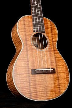 Collings Tenor Ukulele. Made in Austin!