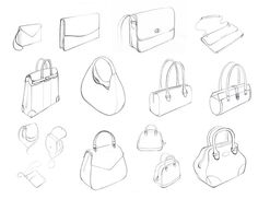 fashion production sketches - Google Search
