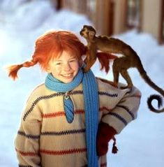 Pippi Langstrumpf- Astrid Lindgren - the hero of my childhood I was obsessed with Pippi Longstocking! Pippi Longstocking, Emission Tv, My Childhood Memories, 90s Childhood, The Good Old Days, Pepsi, Back In The Day, Role Models, I Movie