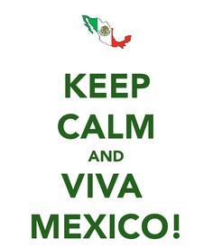 Orgullosamente Mexicana!!