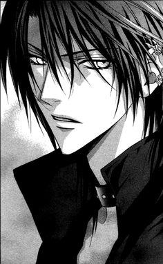 Luka Crosszeria (Uraboku) looks like someone stole his cookie<---A.k.a Yuki