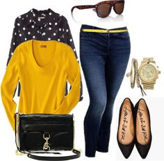 """Hello Yellow - Plus Size"" by alexawebb ❤ liked on Polyvore"