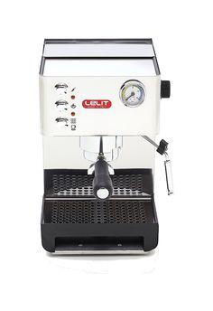 Die Lelit PL 41 EM Siebträgermaschine für Espresso in unserem Testbericht 2015. Alle Features, Vorteile & Nachteile, Erfahrung mit dieser Espressomaschine.