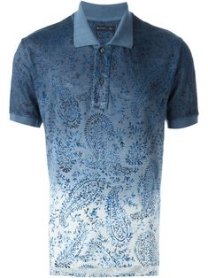 The polo shirt for men is always on trend, so dress accordingly. Shop Burberry, Moncler and Dolce & Gabbana at Farfetch and get fast delivery and free returns. Mens Designer Polo Shirts, Mens Polo T Shirts, Printed Polo Shirts, Polo Shirt Women, Shirt Men, Denim Tees, Polo Outfit, Best T Shirt Designs, Vogue