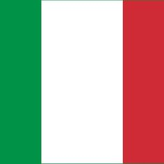 Flag of Italy Stickers