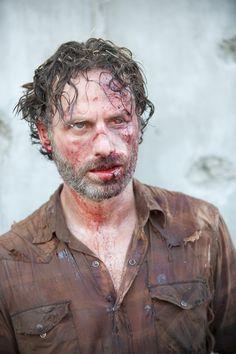 Rick Grimes The Walking Dead Render Walking Dead Quotes, Walking Dead Season 4, The Walking Dead 2, Walking Dead Zombies, Post Apocalypse, Rick Grimes, Judith Grimes, Dead Still, Andrew Lincoln