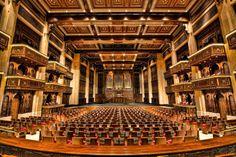 Royal Opera House Muscat - Muscat, Oman