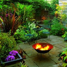 Portable firepit - Ideas for Fire Pits - Sunset