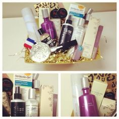 EXPIRED. Buy a Total Beauty Collection today and you might be randomly selected to receive this mega prize pack chock full of beauty products!