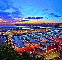 Port Adriano marina. #Mallorca Pic from Mallorca Magazin MM-Kalender 2015 mit Fotos von Klaus Siepmann.