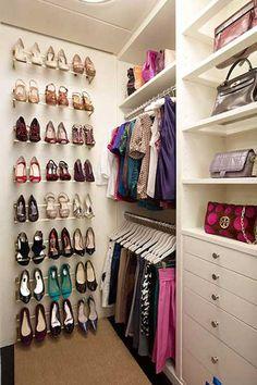 Teórico: Closets e quarto (casal, solteiro, infantil, bebê)   Yru Organizer – Curso Personal Organizer