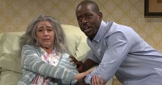 Sterling K. Brown sings Nickelback in zany SNL sketch: Sterling K. Brown never ever made it… Sterling K Brown, Snl Sketches, Movie Previews, Feel Good Videos, Singing, Celebrity, Couple Photos, Movies, Free