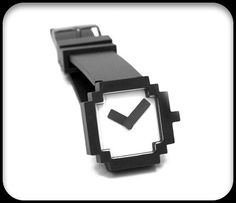 8 bit watch