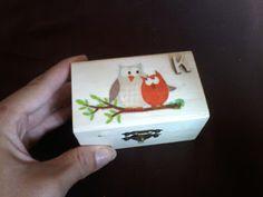 Süti és más...: Kincsesláda DIY Decorative Boxes, Playing Cards, Diy, Home Decor, Decoration Home, Bricolage, Room Decor, Playing Card Games, Do It Yourself
