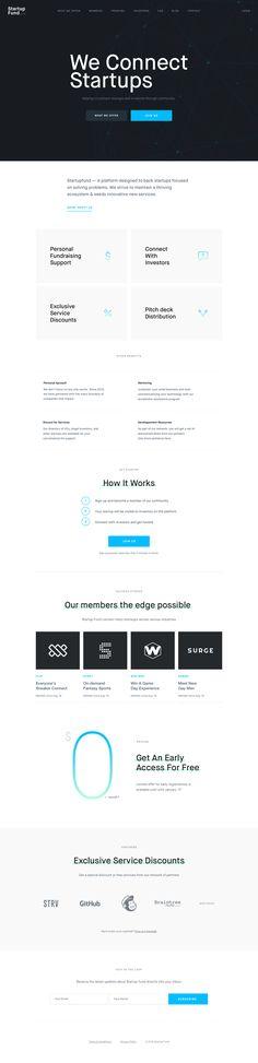 Startupfund homepage full