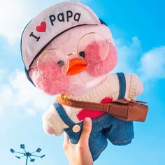 Buy cafe Mimi stuffed toys duck plush dolls for kids with different colors and size. It also can be used for home decoration. It's a funny home decor present. Duck Toy, Funny Home Decor, Cute Plush, Kawaii Plush, Skin So Soft, Plush Dolls, Plushies, 1 Piece, Sims 4