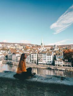 Zürich Sehenswürdigkeiten - außergewöhnliche Orte in Zürich Zurich, Switzerland In Winter, Insta Pictures, Trip Planning, Travel Photos, Travel Destinations, Places To Go, Tourism, Road Trip