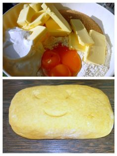 Tvarohovo-orechový koláč (fotorecept) - recept | Varecha.sk Dairy, Cheese, Food, Basket, Essen, Meals, Yemek, Eten