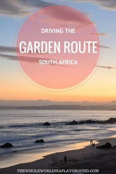 Best Sights on the Garden Route: 10 must see stops on South Africa's beautiful Garden Route! Bali Travel, Africa Travel, Wanderlust Travel, Travel Destinations, Travel Tips, Travel Articles, Holiday Destinations, African Holidays, Garden Route