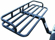 TMS CC-SC1201B-1 500-Pound Excess Steel Cargo Carrier with 2-Inch Hitch Mount Car Suv Luggage Basket  Price:$41.46 campinghaven.com