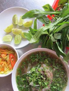 This is the best bowl of phở I've had in Saigon