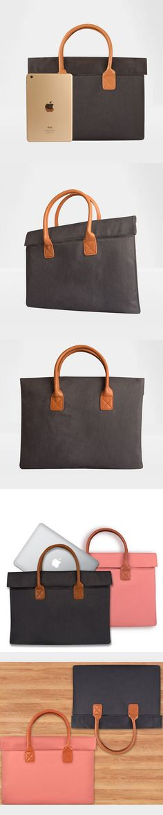 New Waterproof Laptop Liner Sleeve Bag Ultra-thin Portable Oxford Cloth Carrying Case For Macbook Air Pro Retina 13 15 Handbag