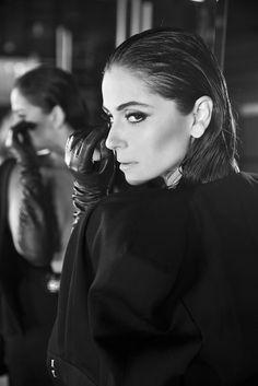 """Giovanna Antonelli em ensaio fotográfico como Clara em """"Em família"""""""