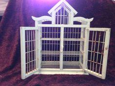 lovely birdcage - table decor