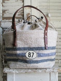 Modify: Add denim bottom, wool body, old belt and denim topper. Great for travel, expanding and durable.