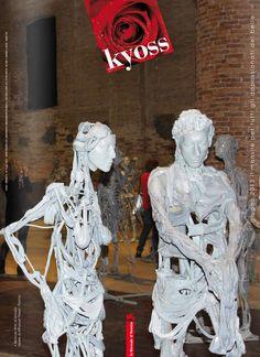 Kyoss Giugno 2013 Rivista per tutti gli appassionati del bello e del buongusto. Arte, design, architettura, interior   Speciale Biennale d'Arte   www.kyoss.it www.kyossmagazine.it