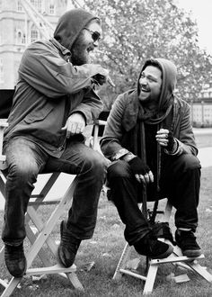 Ryan Dunn & Bam Margera