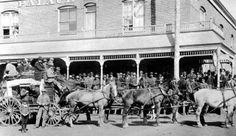 Palace Hotel ~ Cripple Creek ~ Colorado ~ 1894