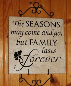 Seasons Come Family Forever, Vinyl Tile Design Ceramic Tile Crafts, Vinyl Wall Quotes, Uplifting Thoughts, Wood Burning Patterns, Vintage Owl, Photo Transfer, Graphic Quotes, Vinyl Tiles, Tile Coasters