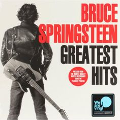 Bruce Springsteen - Greatest Hits [Latest Pressing] LP Vinyl Record Album New Bruce Springsteen, Vinyl Records For Sale, Lp Vinyl, Tunnel Of Love, Blood Brothers, E Street Band, Dancing In The Dark, Born To Run