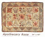 .Love Karen Kahle designs.  I hope to hook one of her patterns someday.