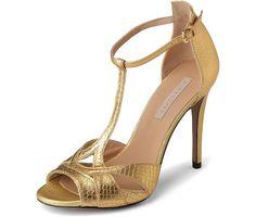 High-Heel-Sandalette Sandaletten