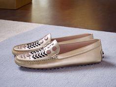 Chaussures et Sacs de Luxe en Cuir – Collection Femme Tod's AH 2015-2016