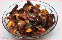 Hilda's Touch of Spice: Goan Roast Beef Chilli Fry Goan Recipes, Chilli Recipes, Raw Food Recipes, Indian Food Recipes, Cooking Recipes, Ethnic Recipes, Beef Steak Recipes, Chicken Recipes, Veg Dishes