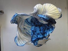 These Incredible Floating Paper Sculptures Are As Delicate As They Are Breathtaking